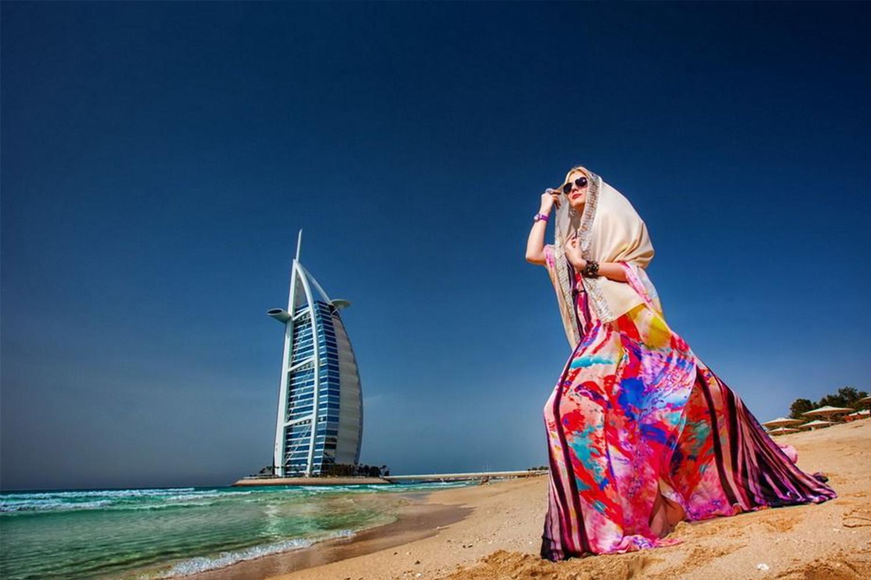 Dubai girls images — img 2