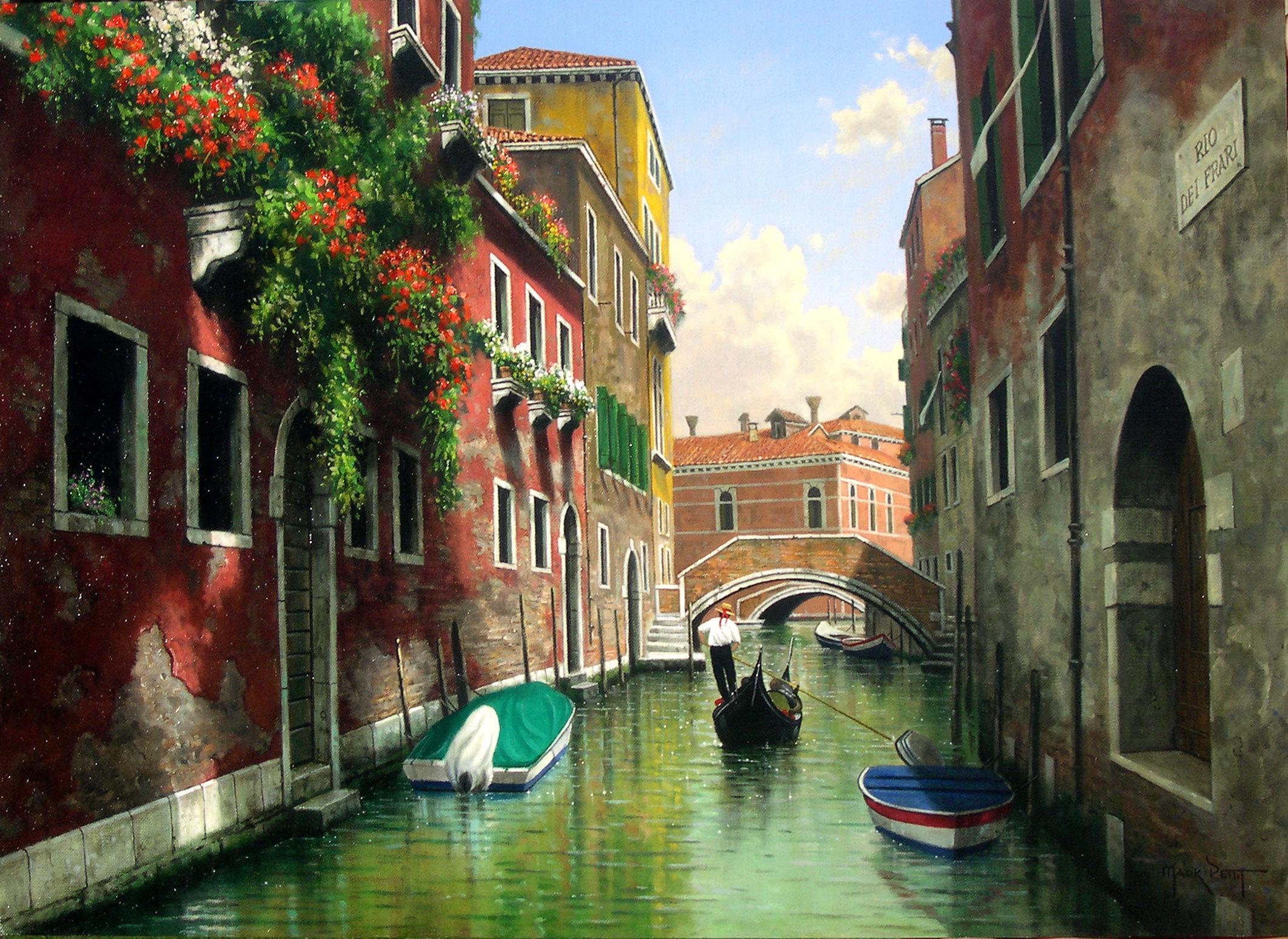 Италия в картинках город